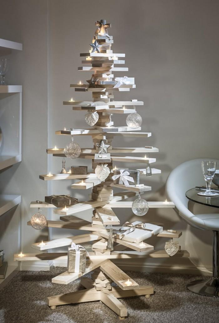 Новый год в дереве