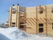 Строительство домов,  бань ( под ключ). Гарантия.  Проектирование. - foto 0